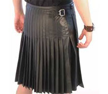Leather Kilts
