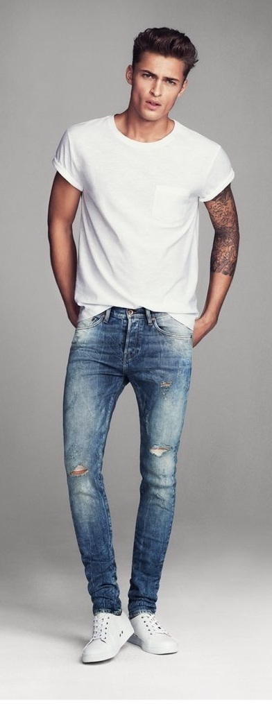 MEN SKINNYJEANS